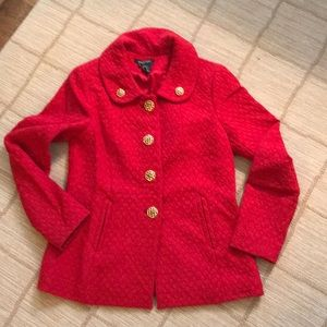Etcetera red jacket